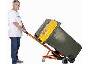 BinSafe Bin Handling Trolleys