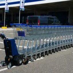 Supermarket & Airport