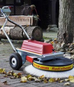 Radial Sweeper