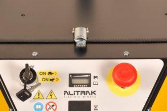 Alitrak TT600_Dasboard 2