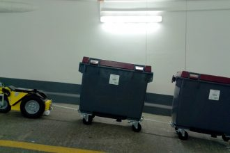 Alitrak TT600_Waste management 1