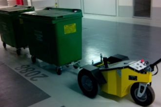Alitrak TT600_Waste management 2